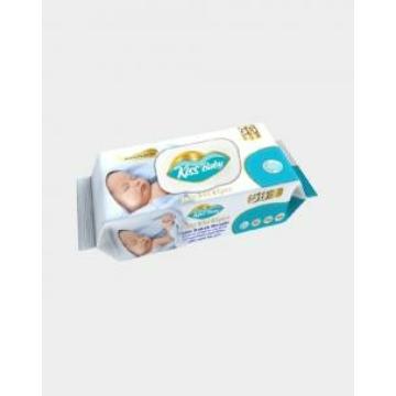 Kiss Baby Nedves baba törlőkendő 56 db Sensitive FLIPTOP KSB.FLP56