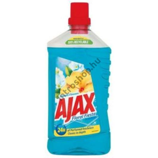 Ajax Általános tisztítószer 1 liter Floral Fiesta - Lagoon Flower
