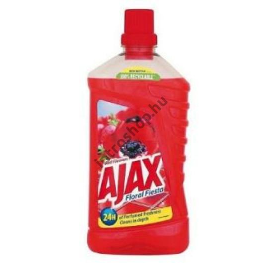 Ajax Általános tisztítószer 1 liter Red Flowers