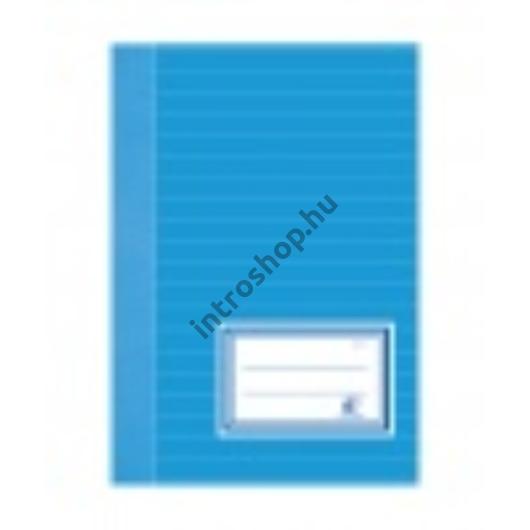 Füzet (21-32) A5 VONALAS SilverBall  20db/csom