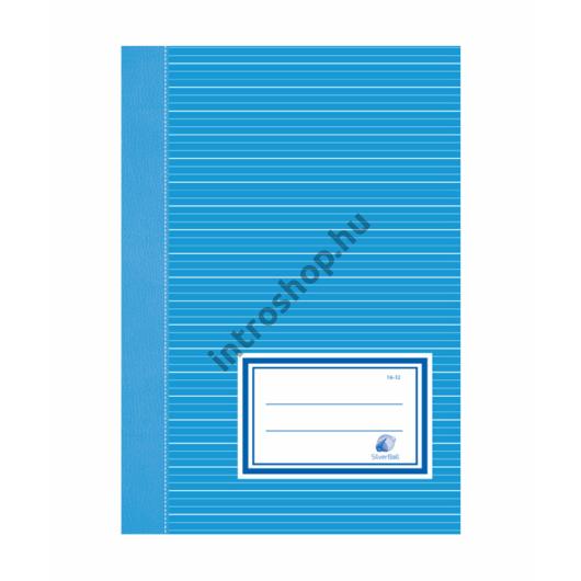 Füzet (16-32) A5 2.osztályos SilverBall 20db/csom