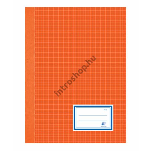 Füzet (88-32) A4 FRANCIAKOCKÁS SilverBall 20db/csom