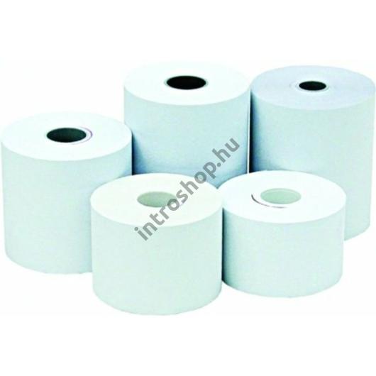 Hőpapírszalag, 57x50x12 mm, 55 g, VICTORIA