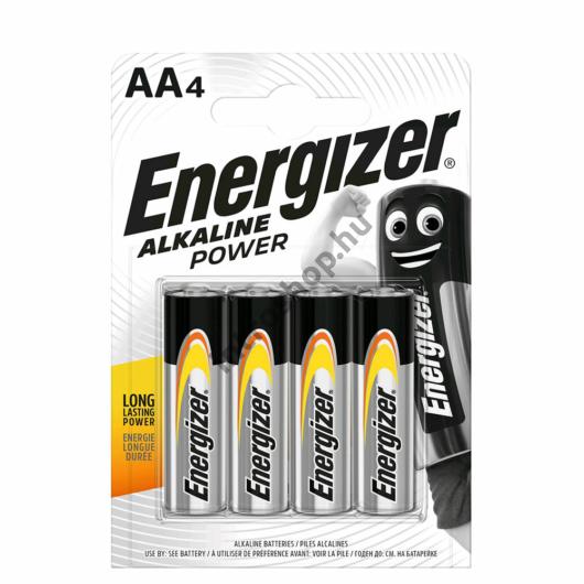 "Elem, AA ceruza 4db Energizer ""Alkaline Power"""
