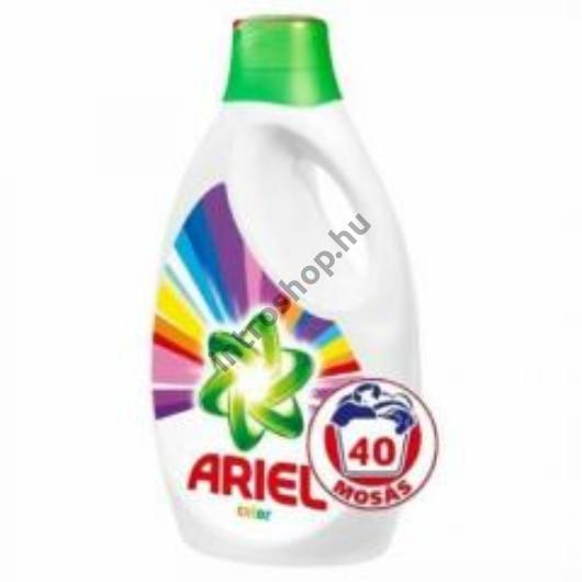 Ariel Mosószer folyékony 2,2 L 40 mosás, Color