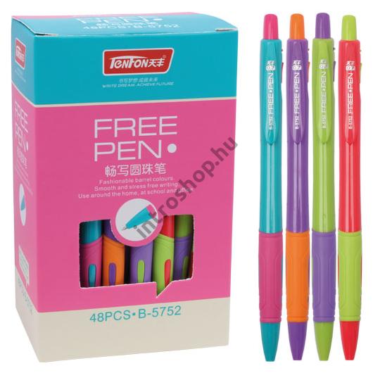 Golyóstoll Tenfon 5752 free pen