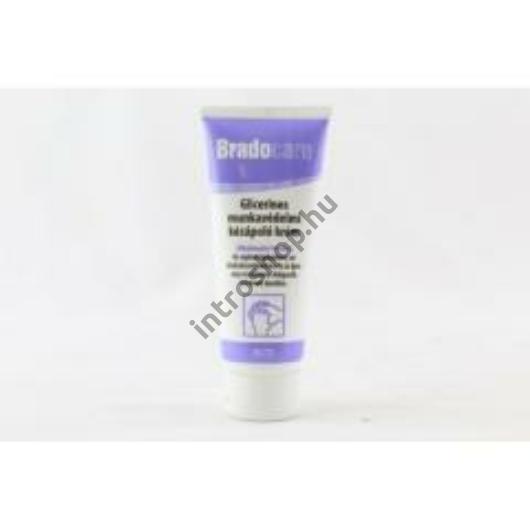 Kézkrém 100 ml glicerines munkavédelmi BRADOCARE