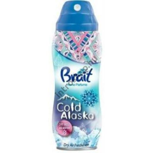 Brait Légfrissítő aerosol 300ml karcsúsított Cold Alaska