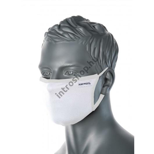 CV33 - 3 rétegű anti-mikrobiális arcmaszk (1db)