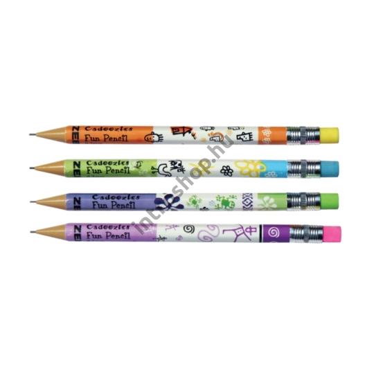 Mechanikus ceruza -36640- 0,7mm  Cadoozle  ZEBRA 36db/csom