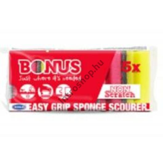 Bonus mosogatószivacs 5 db-os Formázott B385