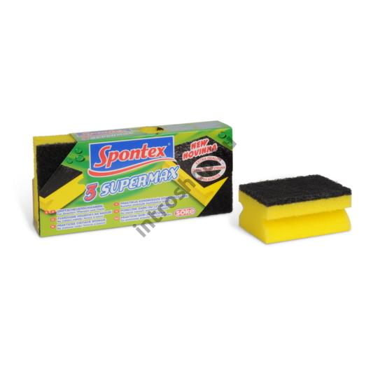 Spontex Supermax súroló 3 db